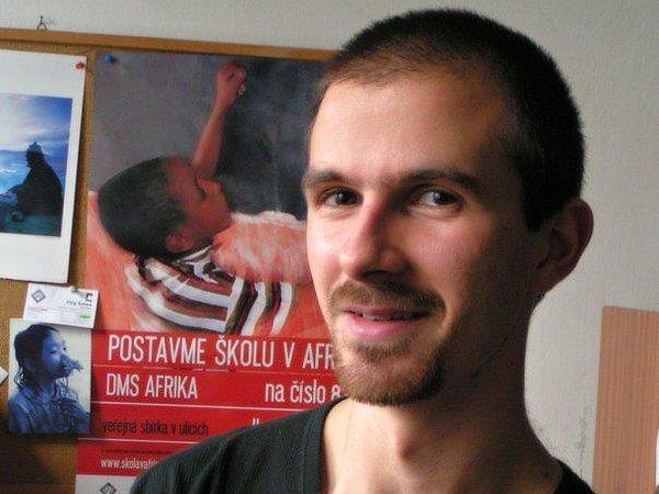 Mluvčí Agentury pro sociální začleňování Václav Zeman