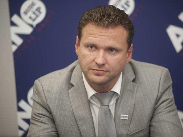 Radek Vondráček.