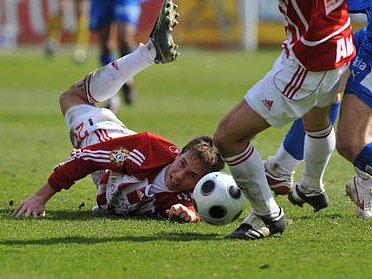 JDE O CESTU DO EVROPY. Na Žižkově berou pohárová utkání velmi vážně./Ilustrační foto