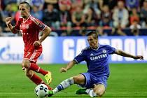 Super cup. Bayern vs Chelsea.