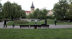 Karlovo náměstí. Ilustrační foto.