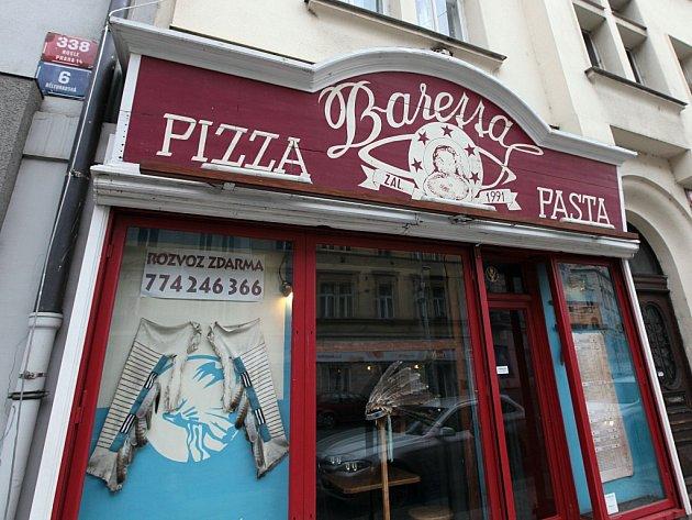 Bar Baretta.