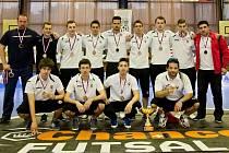 Futsalisté Benaga se vrací do Prahy.