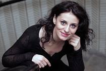 Herečka a zpěvačka Markéta Procházková.