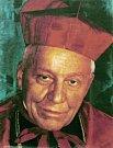 Kardinál Beran.