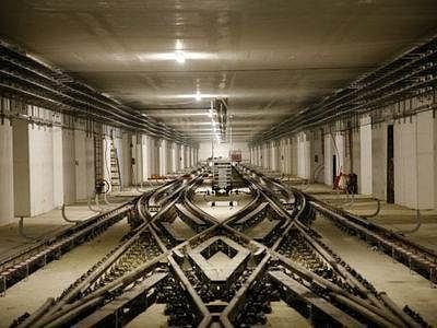 Podle stavbařů jsou práce v mírném předstihu a vše se do června roku 2008 stihne.