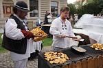 Vinobraní na Grébovce se konalo tradičně na dvou místech v Praze.