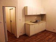 Opravený byt v ulici Janovského.
