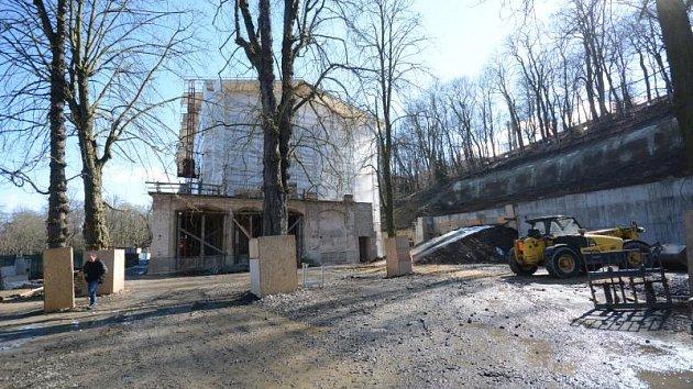 Zahrada Kaštanka ve Stromovce projde obnovou.