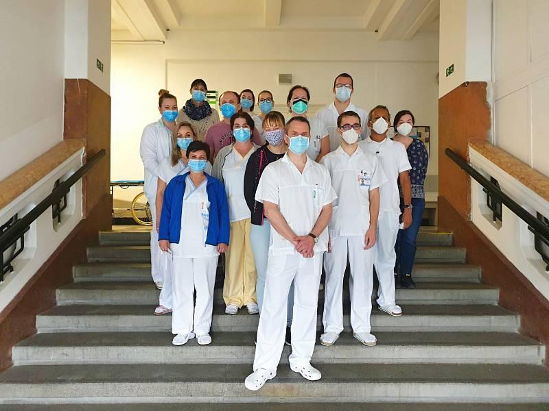 Nemocnice Na Františku je připravená na pacienty s koronavirem.