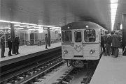 Metro – Metro bylo na Vyšehradě zprovozněno spolu se zbytkem linky C 9. května 1974. Dříve se stanice jmenovala Gottwaldova. Patřila k nejméně nákladným, stála 43 milionů korun.