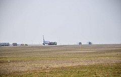 Boeing 737 hlásil poruchu při přistávání na Letiště V. Havla.