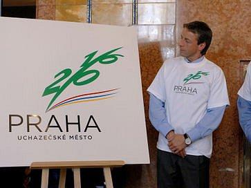 ŠANCE JE TÉMĚŘ NULOVÁ, ALE TŘEBA PŘÍŠTĚ... Město odsouhlasilo dalších 15 milionů na propagaci olympijských her v Praze./Ilustrační foto