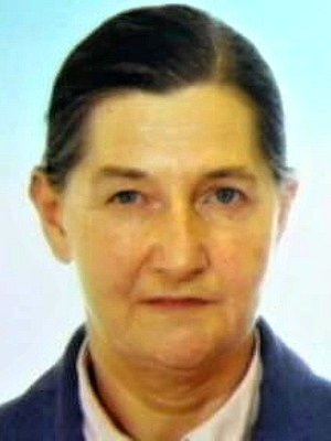 Pohřešovaná Helena Gemperlová.