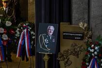 Poslední rozloučení s válečným veteránem Alexandrem Beerem, který zemřel 31. prosince 2015 ve věku 98 let, se uskutečnilo 13. ledna 2016 v Praze.