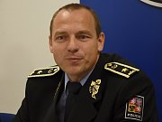Ředitel pražské policie Miloš Trojánek
