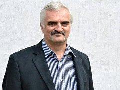 Rezignující ředitel Základní školy Glowackého v Praze 8 Miroslav Koranda.