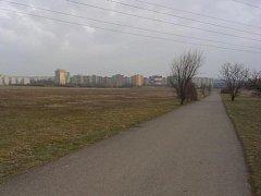 Park U Čeňku a sídliště Černý most. Ilustrační foto.