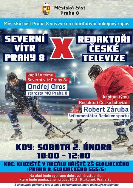 Hokej Praha 8.