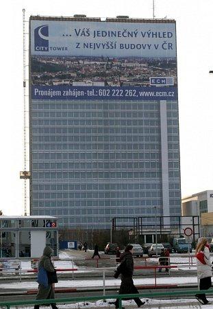 City Tower vPraze