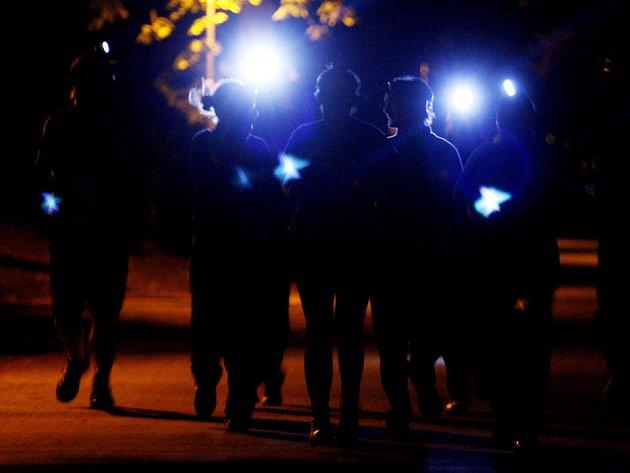Charitativní Běh pro Světlušku proběhl 25. dubna pražskou Stromovkou.