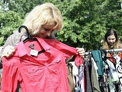 Dobročinný bazar, jehož výtěžek bude věnován na programy Občanského sdružení Letní dům