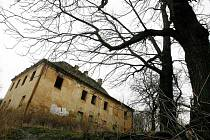 Barokní usedlost Skalka. Ilustrační foto.