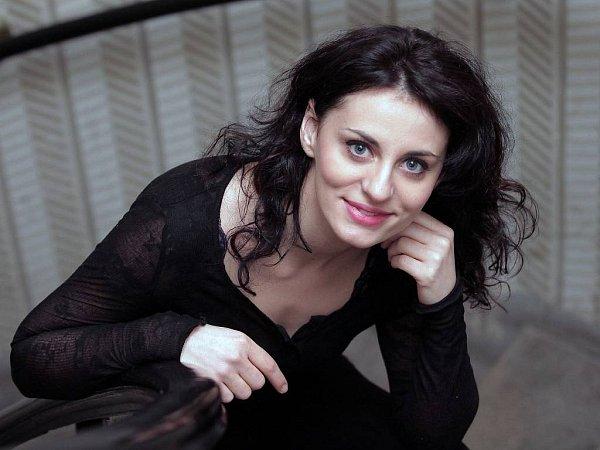 Zpěvačka Markéta Procházková