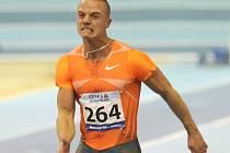 JAN VELEBA vyhrál sprint na 60 metrů.