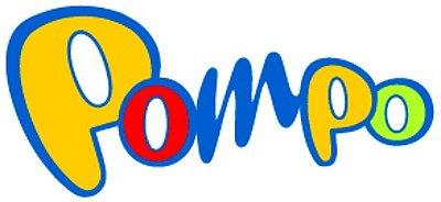 Logo společnosti Pompo.