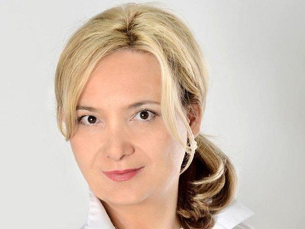 Místostarostka Prahy 2 Jana Duchková.