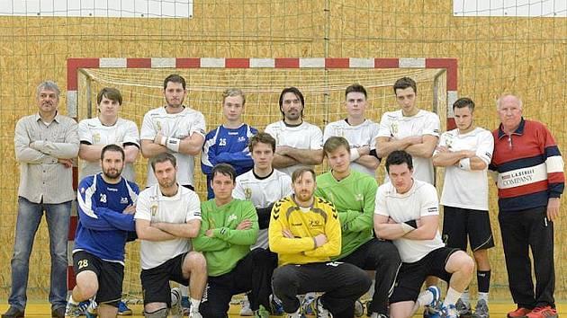 NEPORAŽENÍ. Házenkáři Sokola Vršovice vyhráli v letošním ročníku už devět zápasů.