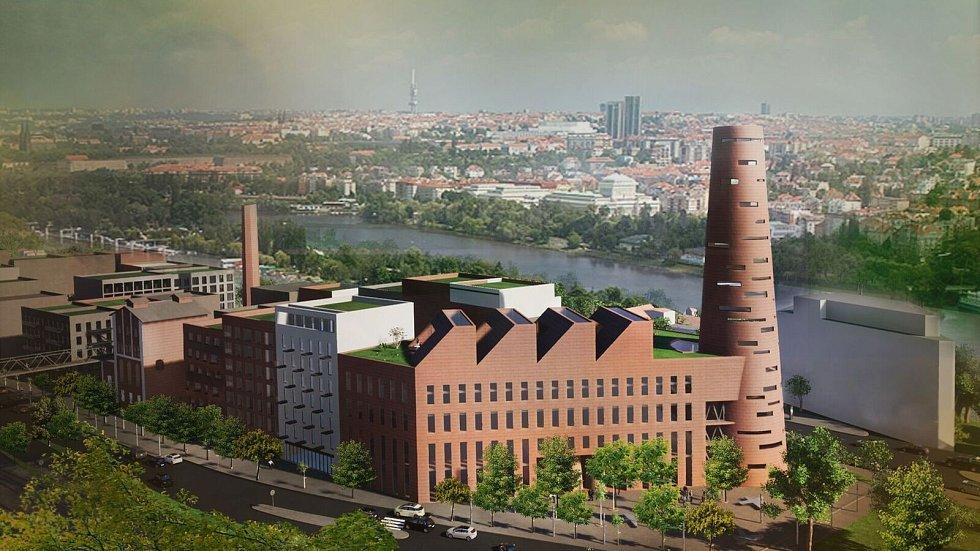 Zlatý lihovar. Developerská firma Trigema získala areál někdejšího lihovaru na Smíchově. Na víc než dvouhektarovém pozemku se chystá postavit přes 500 bytů. Projekt počítá kromě novostaveb také s obnovou historických prvků.
