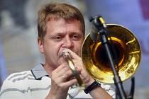 Na Staroměstském náměstí byl zahájen jubilejní V. ročník Mezinárodního jazzového festivalu Bohemia Jazz Fest