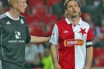 Karol Kisel potáhne Slavii jako kapitán do derby na Spartě!