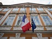 Francouzské velvyslanectví. Ilustrační foto.