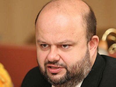 Martin Pecina, ředitel Úřadu pro ochranu hospodářské soutěže.