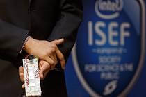 Briefing k představení národních finalistů světové vědecké a technické soutěže pro studenty středních škol Intel ISEF se uskutečnil 25. dubna 2014 v Praze.