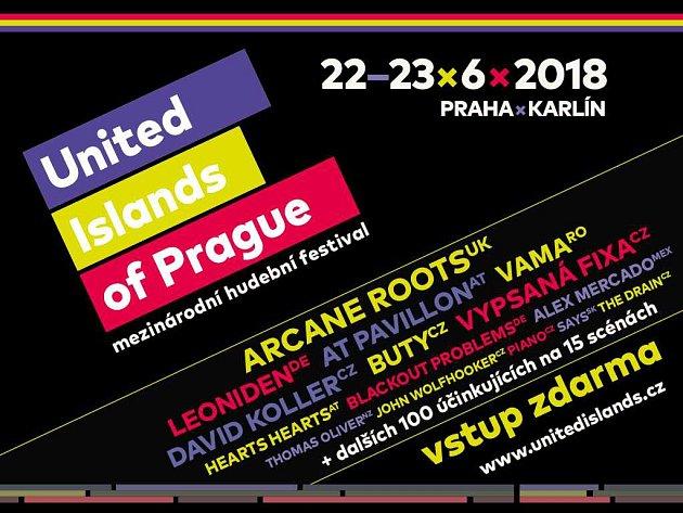 Festival United Islands of Prague