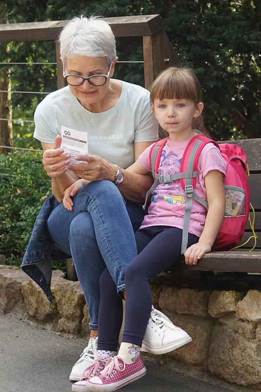 Z oslav 90. výročí založení Zoo Praha, 28. září 2021.