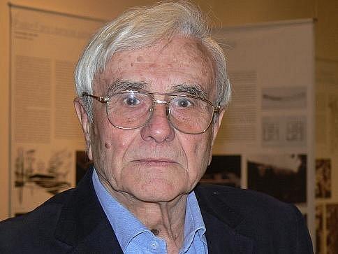 Architekt Miroslav Masák.