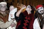 Průvod pražských strašidel – každý rok vpředvečer dušiček vystoupí ze stínu desítky strašidel a projdou Prahou