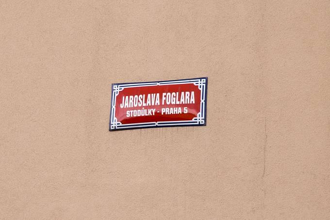 Po stopách Jaroslava Foglara ulice Jaroslava Foglara