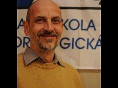 Ředitel Zdeněk Bělecký