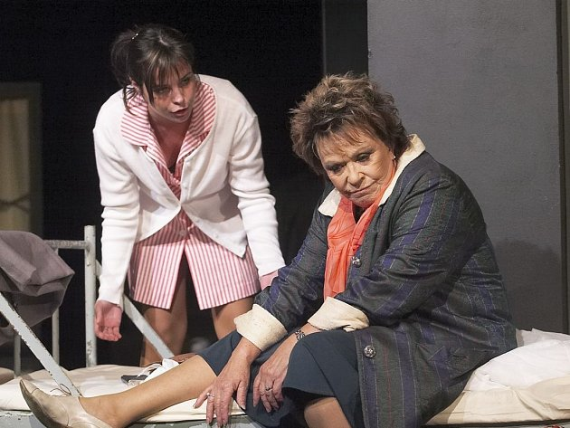 Lásky paní Katty v Divadle Na Jezerce