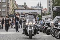 Prague Harley Days začíná svůj osmý ročník. A je pořádně nabitý.