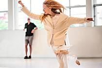 Světoznámá kanadská choreografka Marie Chouinard.