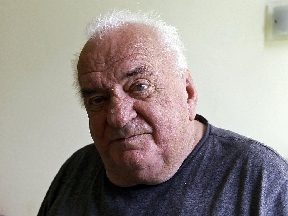 Pamětníci - Bohdan Kotrba.