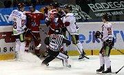 HC Olomouc vs. HC Sparta Praha 0:3.