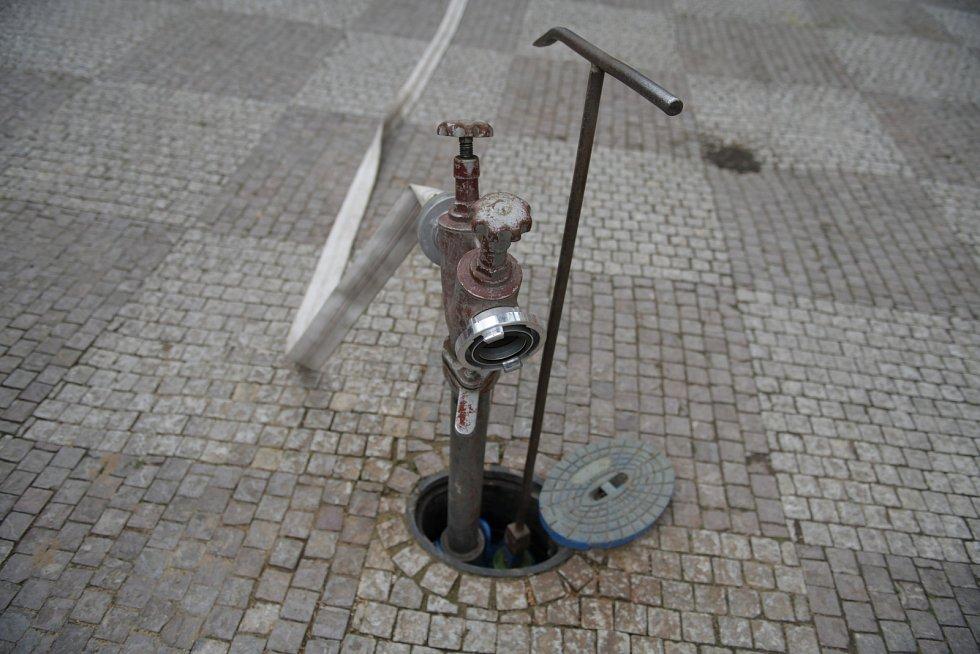 Praha v boji se suchem využije průsaků podzemních vod.